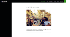 Preview of katesullivan.net