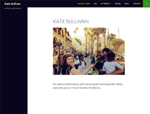 Tablet Preview of katesullivan.net